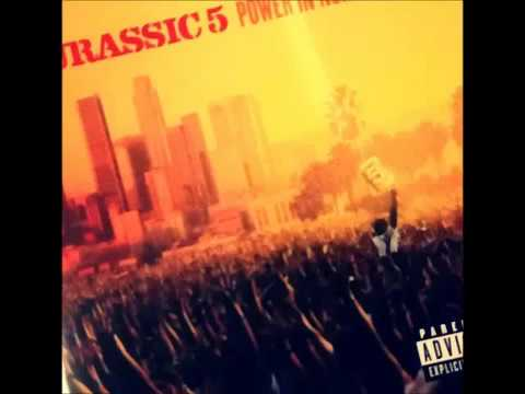 JURASSIC 5 - Power in Numbers - (SEMIFULL ALBUM)