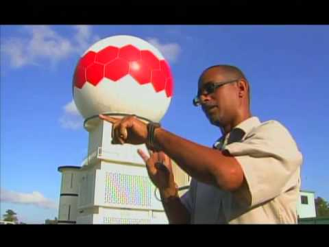 OYE visits the Belize National Meteorological Service