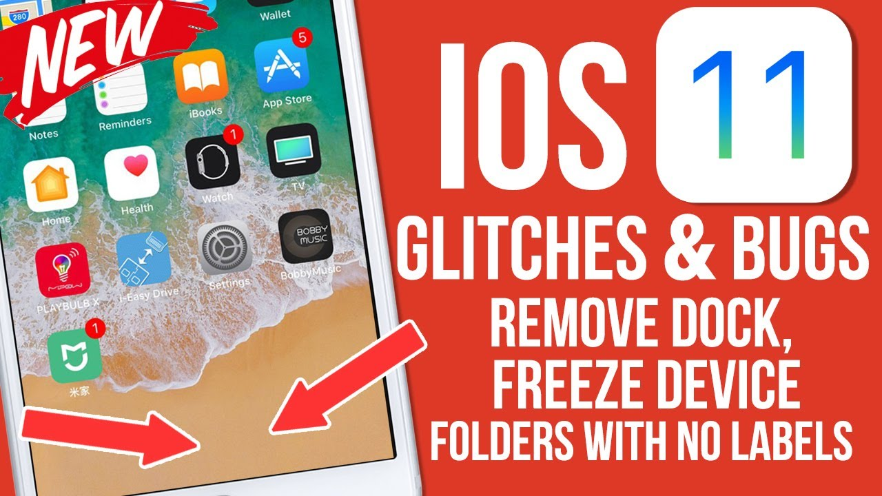 my iphone keeps glitching ios 11 glitches amp bugs remove dock freeze iphone no 9434
