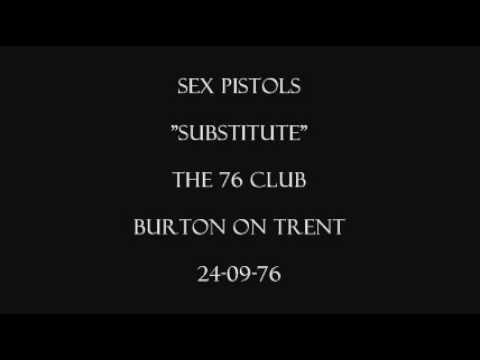 Sex Pistols - Substitute - 24/09/76 mp3