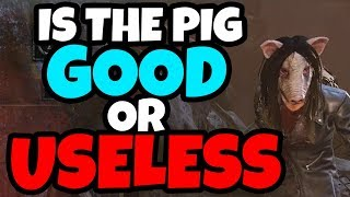 IS THE PIG ACTUALLY AWFUL?