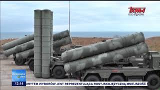 Indie kupią od Rosji systemy przeciwlotnicze S 400