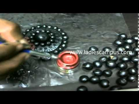 DIY   Learn Terracotta jewellery painting techniques - Part 2 (b ...