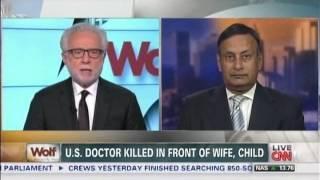CNN on Dr. Mehdi Ali Qamar (May 29, 2014)