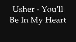 Watch Usher Youll Be In My Heart video