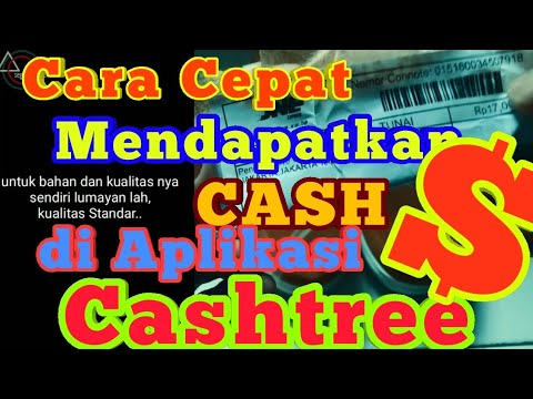 Tips, Cara Mendapatkan Saldo dengan Cepat Untuk di Tukar Hp di Aplikasi Cashtree. Part-2