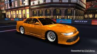 Racing Rivals: 1993 Nissan Silvia