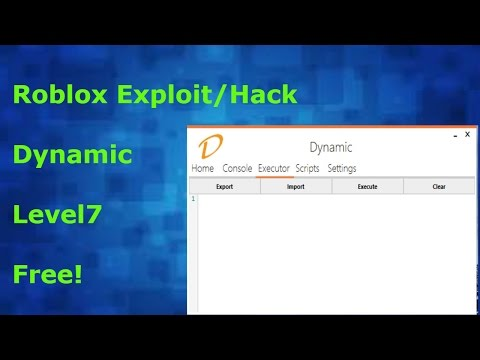(Free Level 7) Roblox Exploit/Hack (Patched): Dynamic ...
