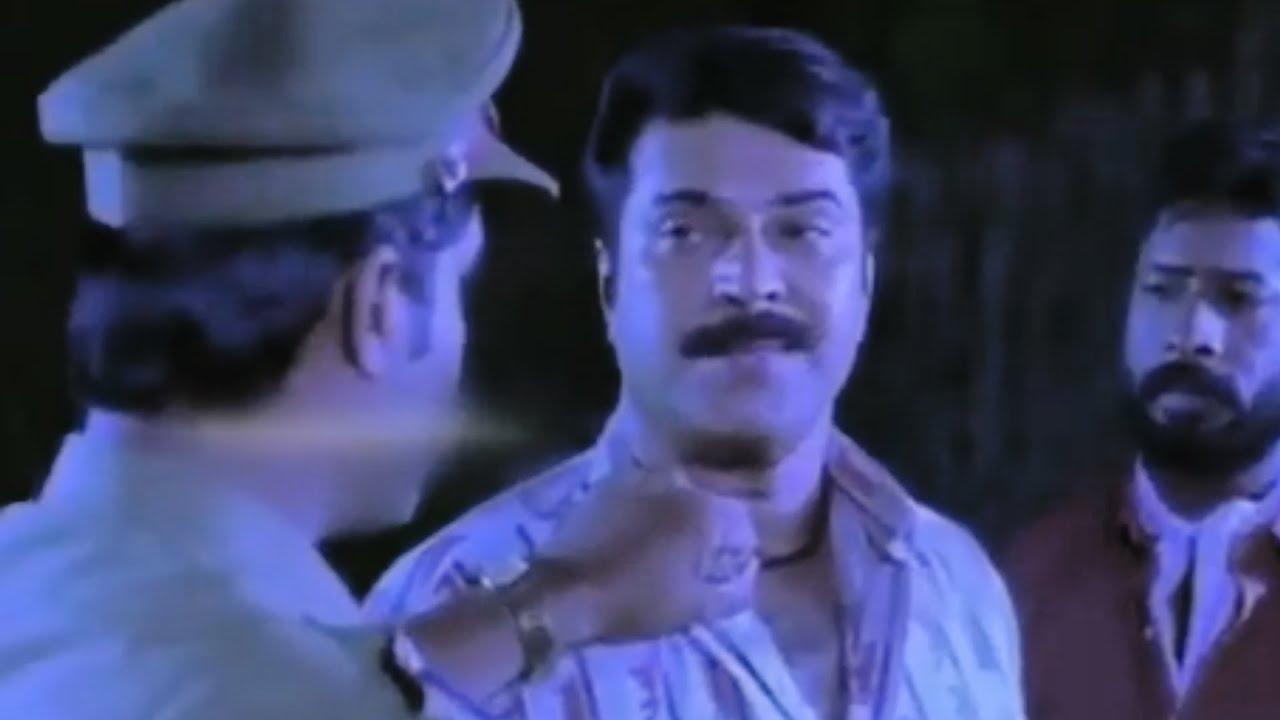 Download ഇതെന്റെ കുടുംബകാര്യമാ ഇതിനകത്തുകയറി മെഴുകിയാലുണ്ടല്ലോ   Mammootty Super Hit Movie Scene   Vajram