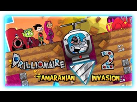 Teen Titans Go - Drillionaire 2 ( Tamaranian Invasion )