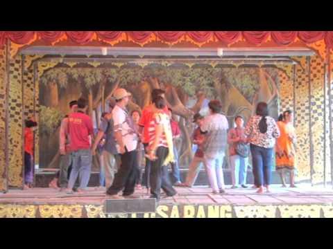 Rambut Teles - Sandiwara Dwi Warna Live Gunungsari