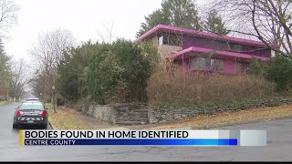 Police identify the couple found dead in their distinct State College home