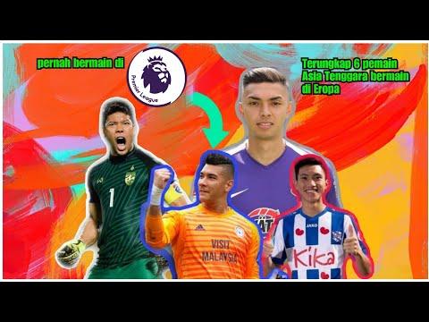 6 Pemain Asia Tenggara Yang Bermain Di Eropa