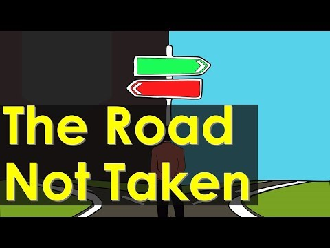 The Road Not Taken, Class 9 English Explanation, Summary