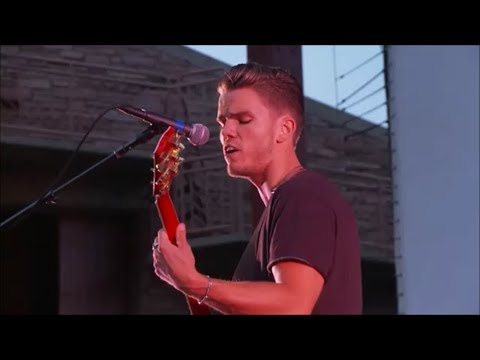 Kaleo - I Walk On Water (Live HD 2016)