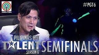 Pilipinas Got Talent 2018 Semifinals: Miggy Hizon - Yoyo Tricks