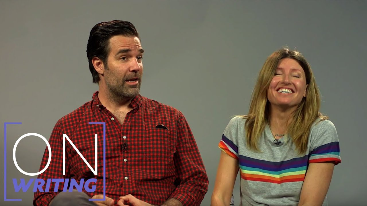 """Download """"We Have the Same Lunch Every Day""""   Rob Delaney & Sharon Horgan on Writing Catastrophe"""