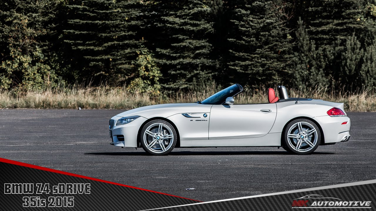 Bmw Z4 Sdrive 35is 2015 Youtube