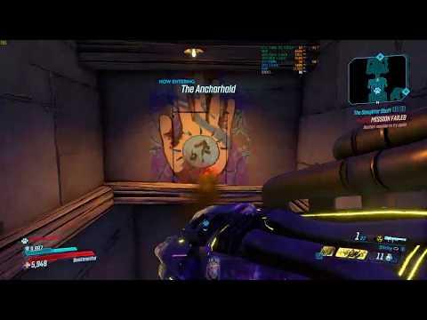 Borderlands 3 Fl4k *4 Second* Captain Traunt Rad RPG Nuke - Mayhem 3