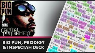 Prodigy, Inspectah Deck & Big Pun on Tres Leches (Triboro Trilogy) Lyrics, Rhymes Highlighted (208)