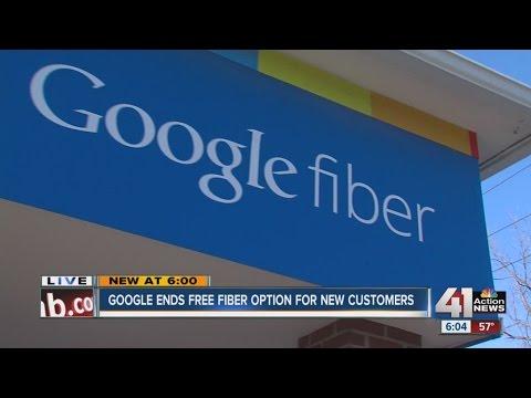 Google Fiber ending 'free' Internet in Kansas City metro