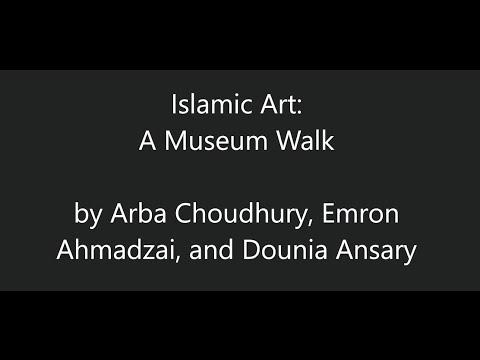 Islamic Art: A Museum Walk