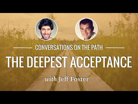 Gabriel Gonsalves' Conversations on the Path featuring Jeff Foster
