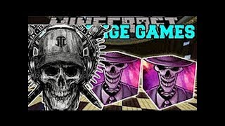 PopularMMOs Pat and Jen Minecraft: SKULL OF DOOM CHALLENGE GAMES Lucky Block Mod Modded Mini-Game