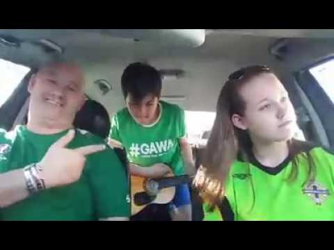 #Carpool Karaoke #Delta3Records #The Underdog #Euro2016