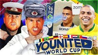 FIFA 18: Die ABRECHNUNG mit R9 ?😱YOUnited World Cup Gruppenspiel VS DieHahn🔥(Russland)