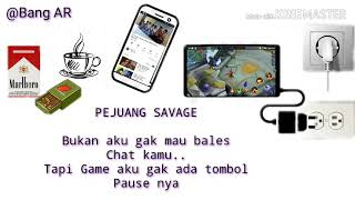 Story Wa Player Gaming MLBB