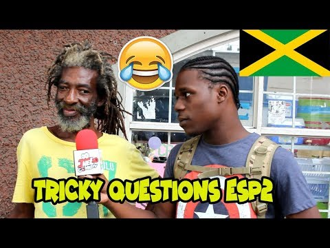 Trick Questions In Jamaica Episode2 [Spanish Town] @DiQuestion @JnelComedy