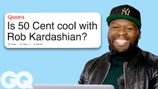 """On this episode of """"Actually Me,"""" 50 Cent goes undercover on the Internet and responds to real comments from Twitter, Reddit, Quora, Wikipedia, YouTube, ..."""