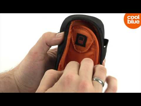 Lowepro Apex 30 AW cameratas minivideoreview en unboxing (NL/BE)