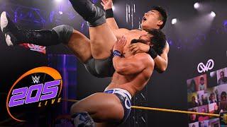 Jake Atlas vs. Tony Nese: WWE 205 Live, March 19, 2021
