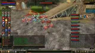 4PRIDE ASGARD CASTLE SIEGE WAR DEFENSE MOVIE