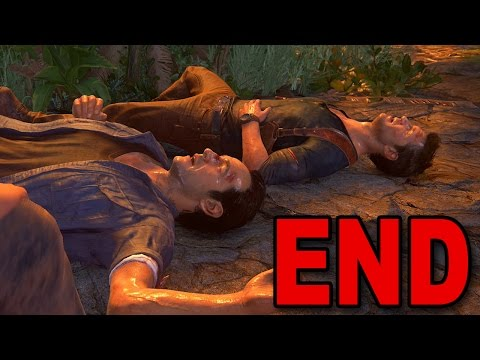 Uncharted 4 Walkthrough - Chapter 22 - THE END (A Thief's End)