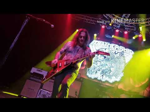 Mothership Band-In Concert-Front Row-Part I, Continued, Stoner Jam Fest, Gas Monkey Live Dallas , Tx