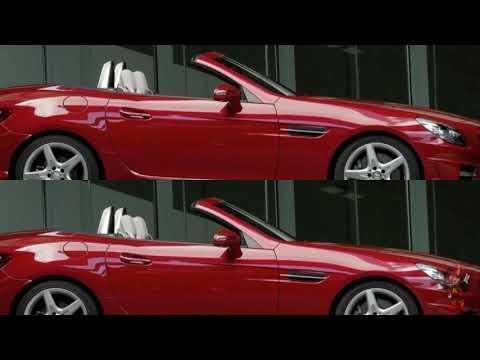 Mercedes-Benz SLC (R172) 2011-2016