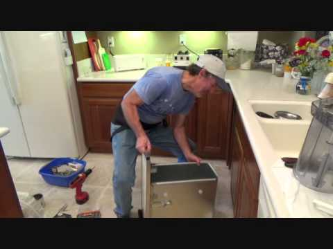 Finest How to install a trash compactor drawer - YouTube IT05