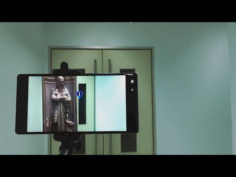 Augmented Reality Museum Tour demo | Larngear Technology