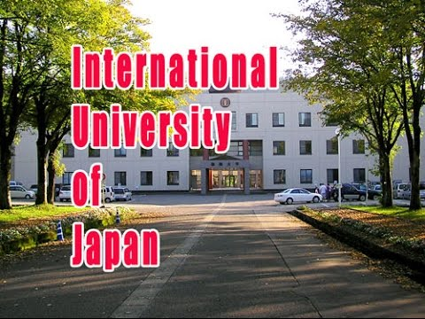 International University of Japan  private university located in Minami-Uonuma city