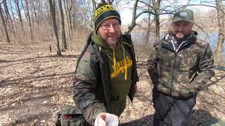 Холодное Начало Сезона. И тёплая, Дружеская Рыбалка. Настоящий Мужской Отдых!