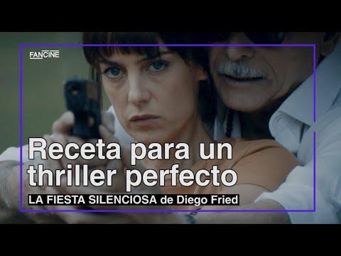 [DOM 16] Compartimos LA FIESTA SILENCIOSA de Diego Fried por ZOOM