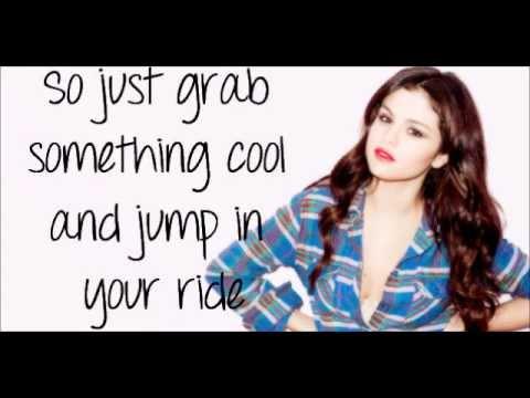 Summers Not Hot Selena Gomez Lyrics