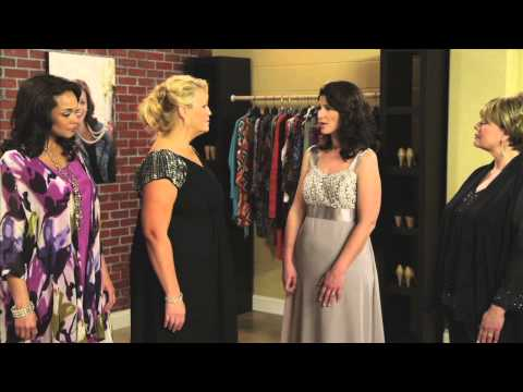 How to choose Formal Wear- Plus Size women's dresses