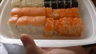 Обзор Доставка Роллы суши маркет Сибирь