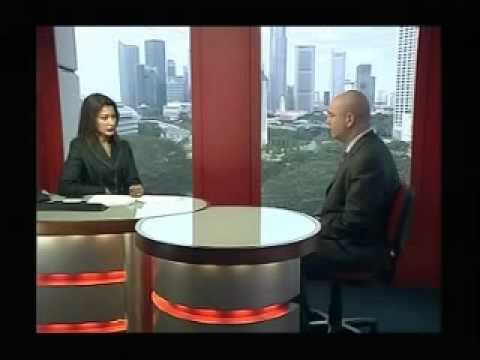 Alan VanderMolen on BBC World Asia Business Report - CSR in Asia during global downturn