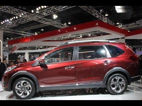 Honda BR-V 2017 Automatic - Full Reviews & Specifications