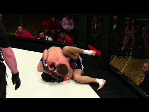 Fight 4: Franco Tenaglia V Ben Ellis